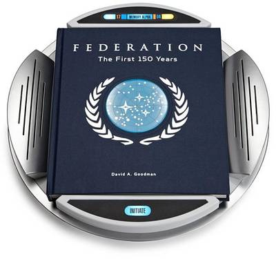 STAR TREK FEDERATION: THE FIRST 150 YEAR
