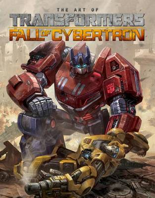 Transformers Art of Fall of Cybertron