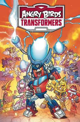 ANGRY BIRDS/TRANSFORMERS: AGE OF EGGSTIN