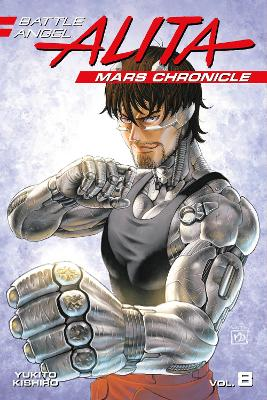 BATTLE ANGEL ALITA MARS 8