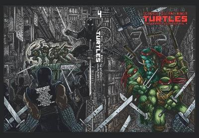 TMNT ULTIMATE COLLECTION V 4