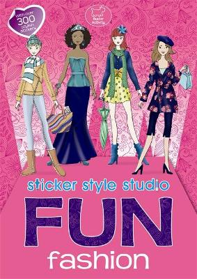 FUN FASHION: STICKER STYLE STUDIO