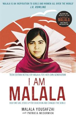 I AM MALALA THE GIRL WHO TIE-IN