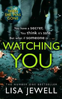 WATCHING YOU: BRILLIANT PSYCHOLOGICAL CR