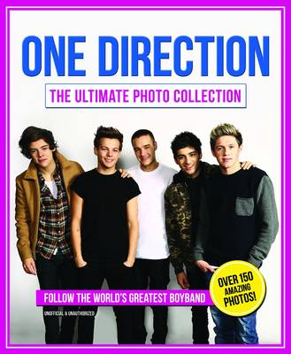 One Direction - The Ultimate Photo Collection