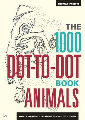 1000 Dot to Dot Animals