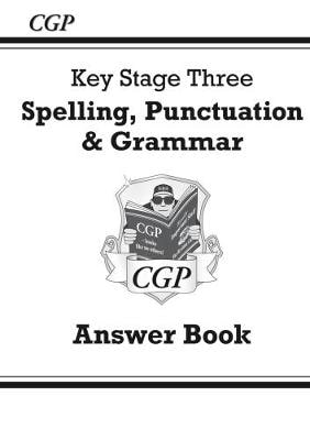 SPELLING, PUNCTUATION AND GRAMMAR FOR KS