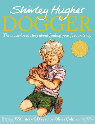 DOGGER (BOOK AND CD)