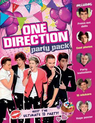 One Direction Party Pack