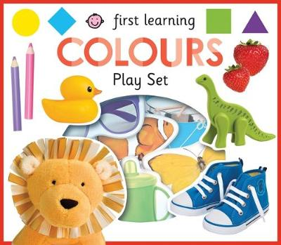 EARLY LEARNING PLAY SETS: COLOURS