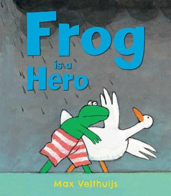 FROG IS A HERO