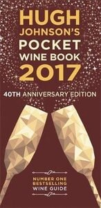 HUGH JOHNSONS POCKET WINE BOOK 2017