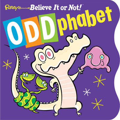 RIPLEYS ODDPHABET (BOARD BOOK)