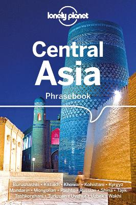CENTRAL ASIA PHRASEBOOK & DICTIONARY 3