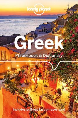GREEK PHRASEBOOK & DICTIONARY 7