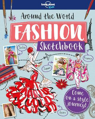 AROUND WORLD FASHION SKETCHBOOK