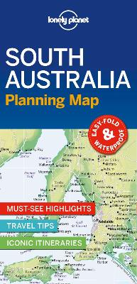 SOUTH AUSTRALIA PLANNING MAP 1