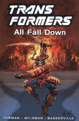 Transformers - All Fall Down (limited edition)
