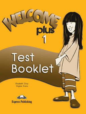Welcome Plus Test Booklet Level 1