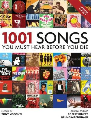 1001 SONGS (2015 UPDATE)