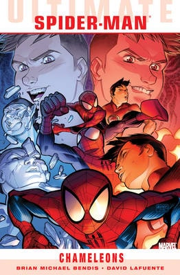 Ultimate Comics Spider-Man Chameleons Vol. 2