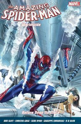 AMAZING SPIDER-MAN WORLDWIDE VOL.4: BEFO