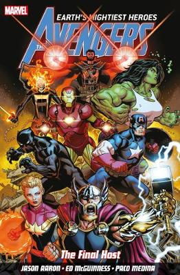 AVENGERS VOL. 1: THE FINAL HOST