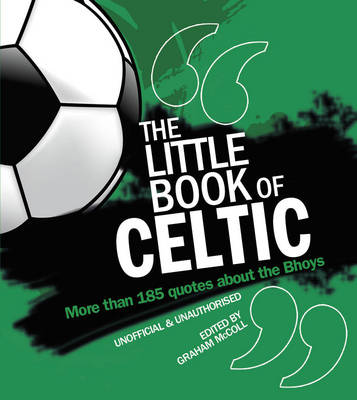LITTLE BOOK OF CELTIC