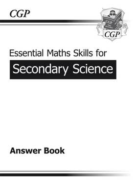 ESSENTIAL MATHS SKILLS FOR SECONDARY SCI