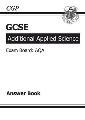 GCSE ADDITIONAL APPLIED SCIENCE AQA ANSW