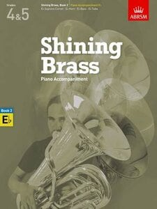 SHINING BRASS, BOOK 2, PIANO ACCOMPANIME