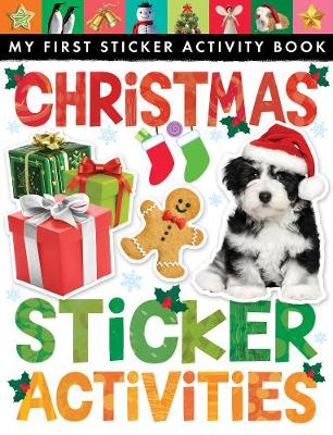 CHRISTMAS: STICKER ACTIVITIES (MY FIRST…