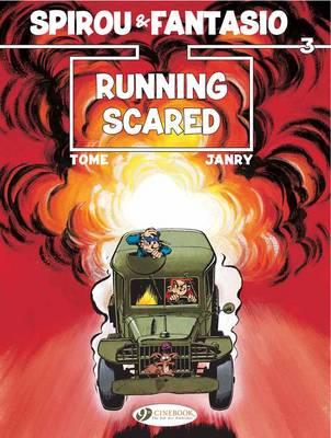 Spirou & Fantasio Running Scared V. 3
