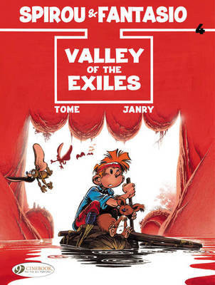 Spirou & Fantasio Valley of the Exiles v. 4
