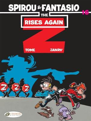 SPIROU & FANTASIO VOL.16: Z RISES AGAIN