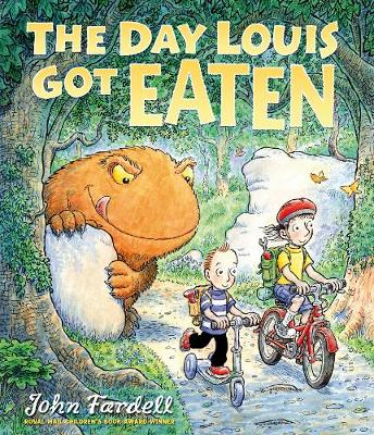 DAY LOUIS GOT EATEN