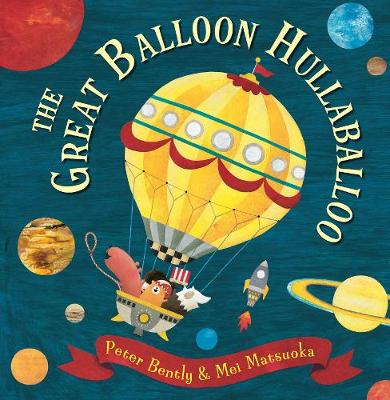 GREAT BALLOON HULLABALLOO