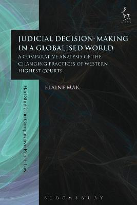 JUDICIAL DECISION-MAKING IN A GLOBALISED