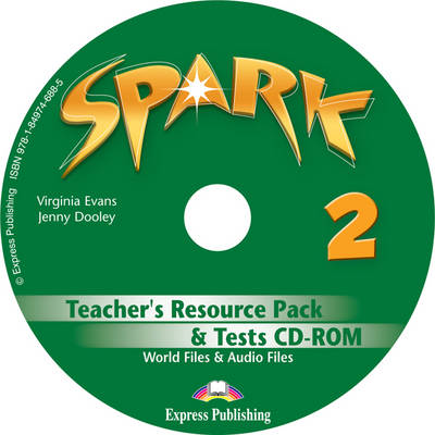 SPARK 2 TCHRS RESOURCE PACK TEST CD-ROM