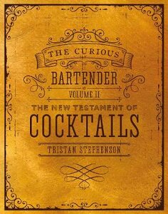 CURIOUS BARTENDER VOL.II: NEW TESTAMENT