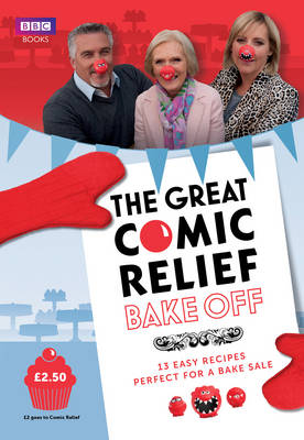 GREAT COMIC RELIEF BAKE OFF