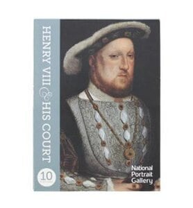 HENRY VIII & HIS COURT (POSTCARD PACK)