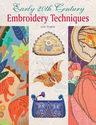Early 20th Century Embroidery Techniques