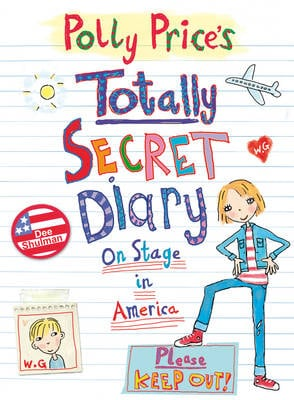 POLLY PRICES TOTALLY SECRET DIARY: ON S