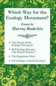 WHICH WAY FOR THE ECOLOGY MOVEMENT?: ESS