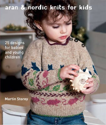 Aran & Nordic Knits for Kids