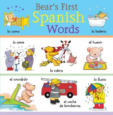 Bear's First Spanish Words