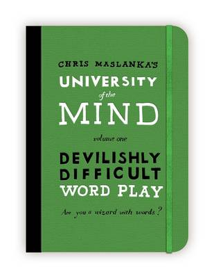 UNIVERSITY OF THE MIND: DEVILISHLY DIFFI