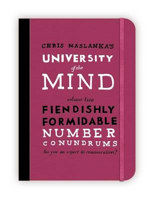 UNIVERSITY OF THE MIND: FIENDISHLY FORMI