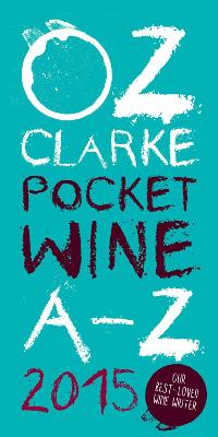 OZ CLARKE POCKET WINE 2015